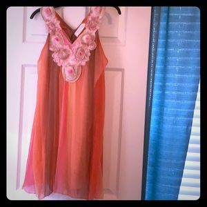 Pretty Angel Size M Sheer Dress
